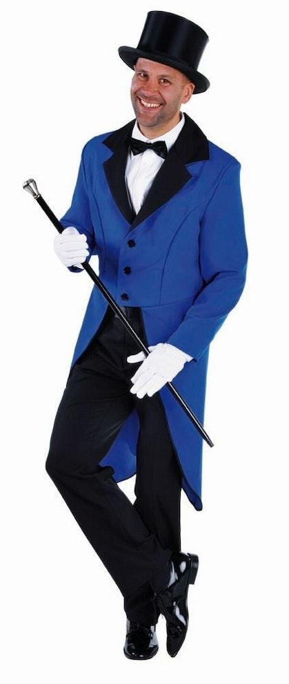 Slipjas blauw