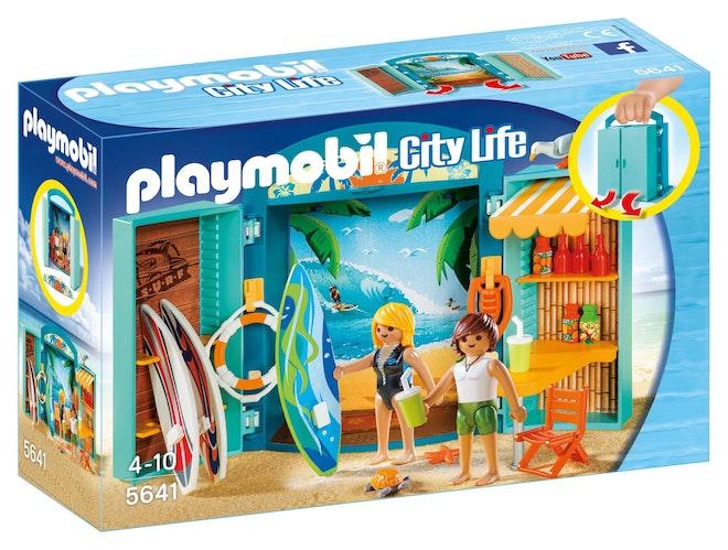 Playmobil® 5641 Speelbox Surfshop op=op
