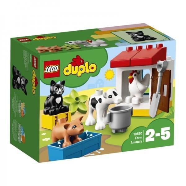 Lego 10870 Duplo Boerderijd.