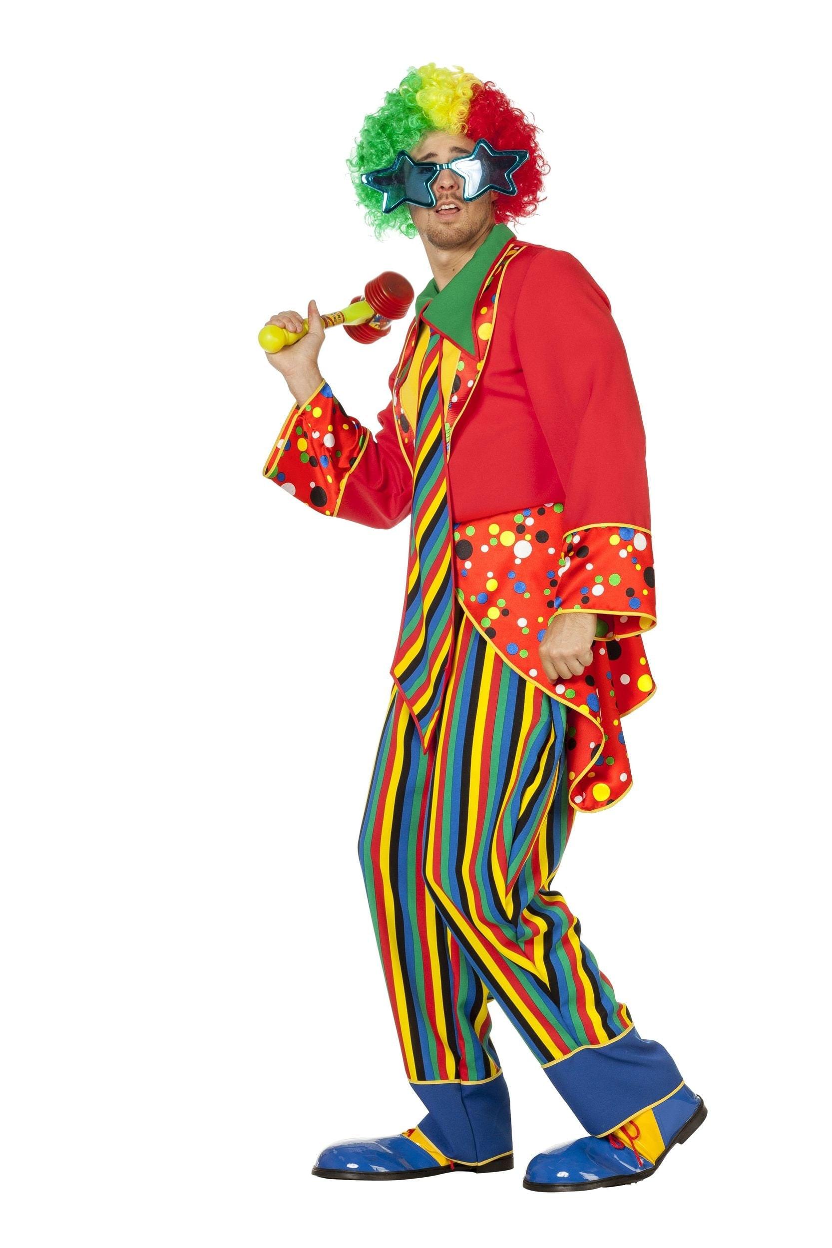Clownsjas en broek