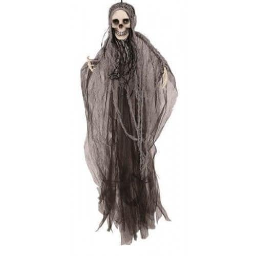 Hanging deco skeleton 80 CM