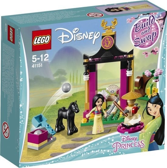 Lego 41151 Princess Mulan Dag