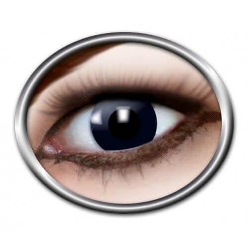 zBlack witch lenses
