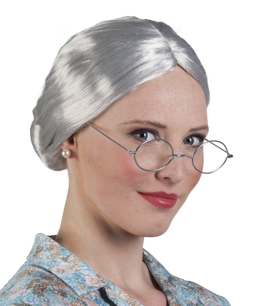 Granny pruik