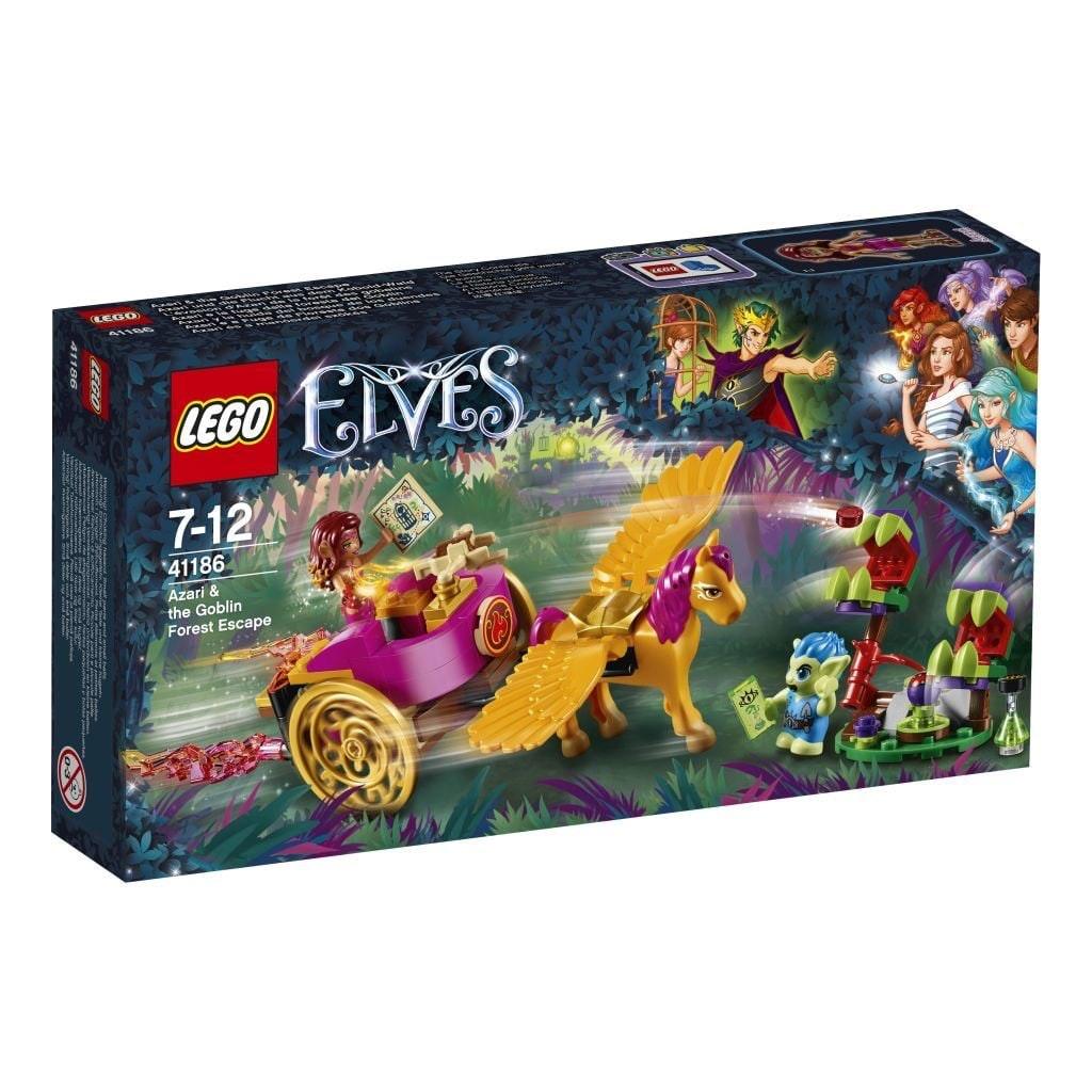 LEGO Elves Azari & de ontsnapping uit het goblinbos