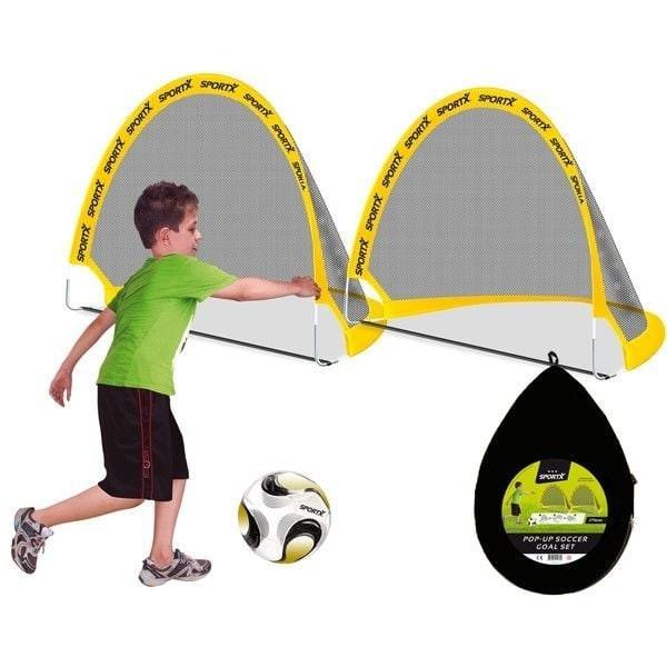 Sportx Folding Soccer Goal Voetbaldoel Set