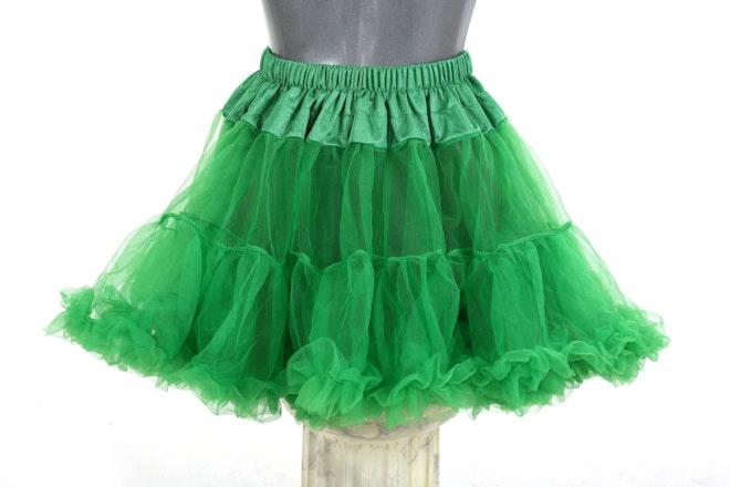 petticoat long groen