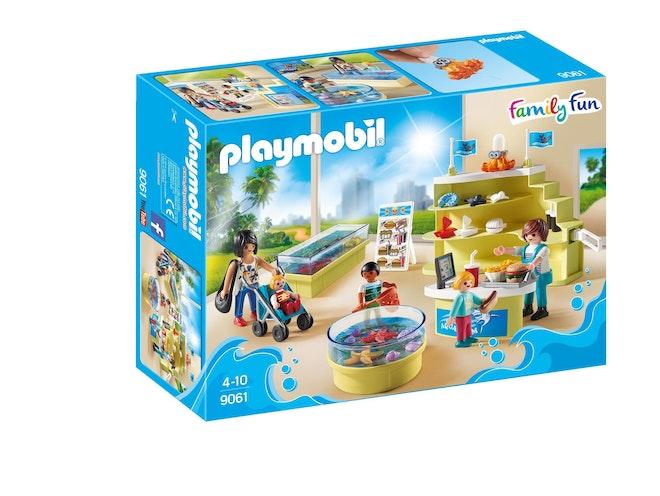 Playmobil® 9061 Aquariumshop OP=OP