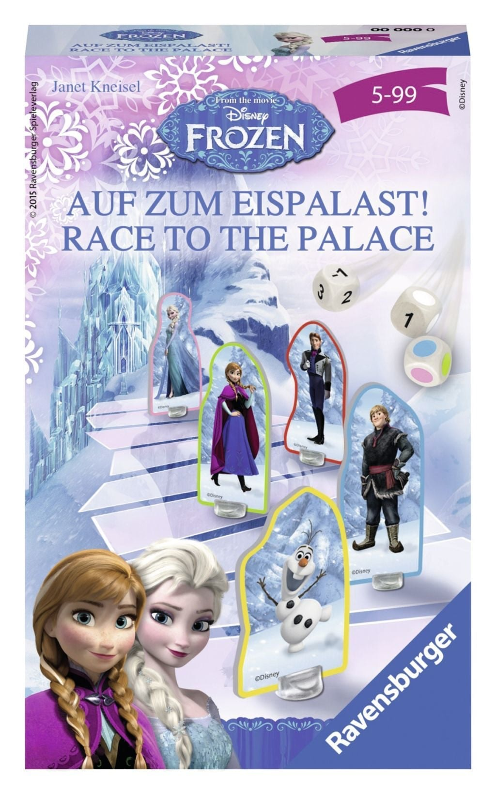 Disney Frozen Race to the Palace