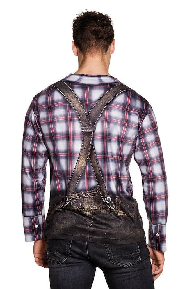 Werner photorealistisch shirt