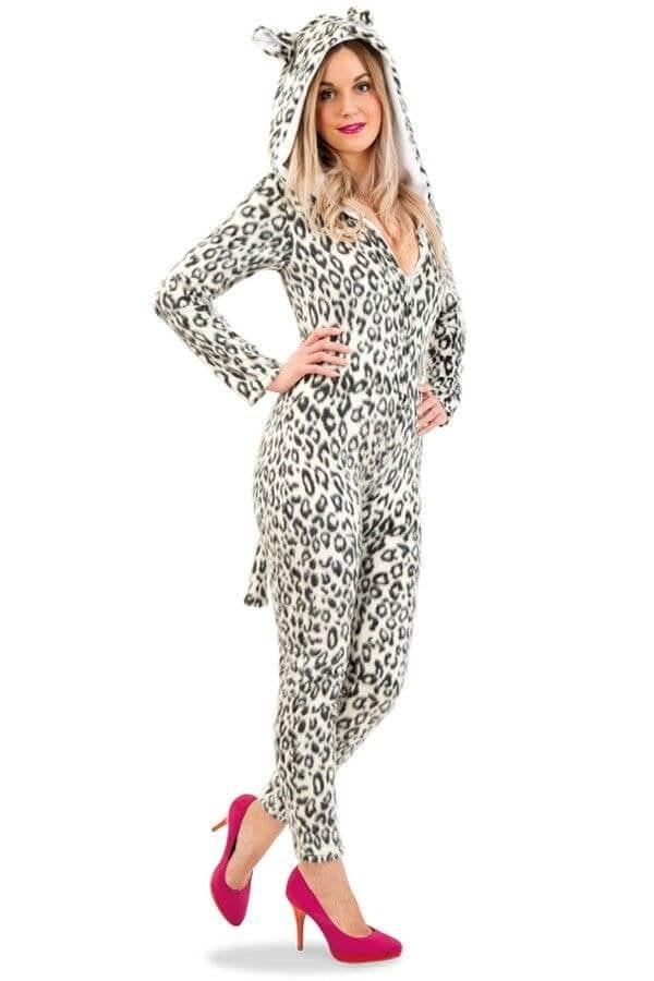 Leopard pluche