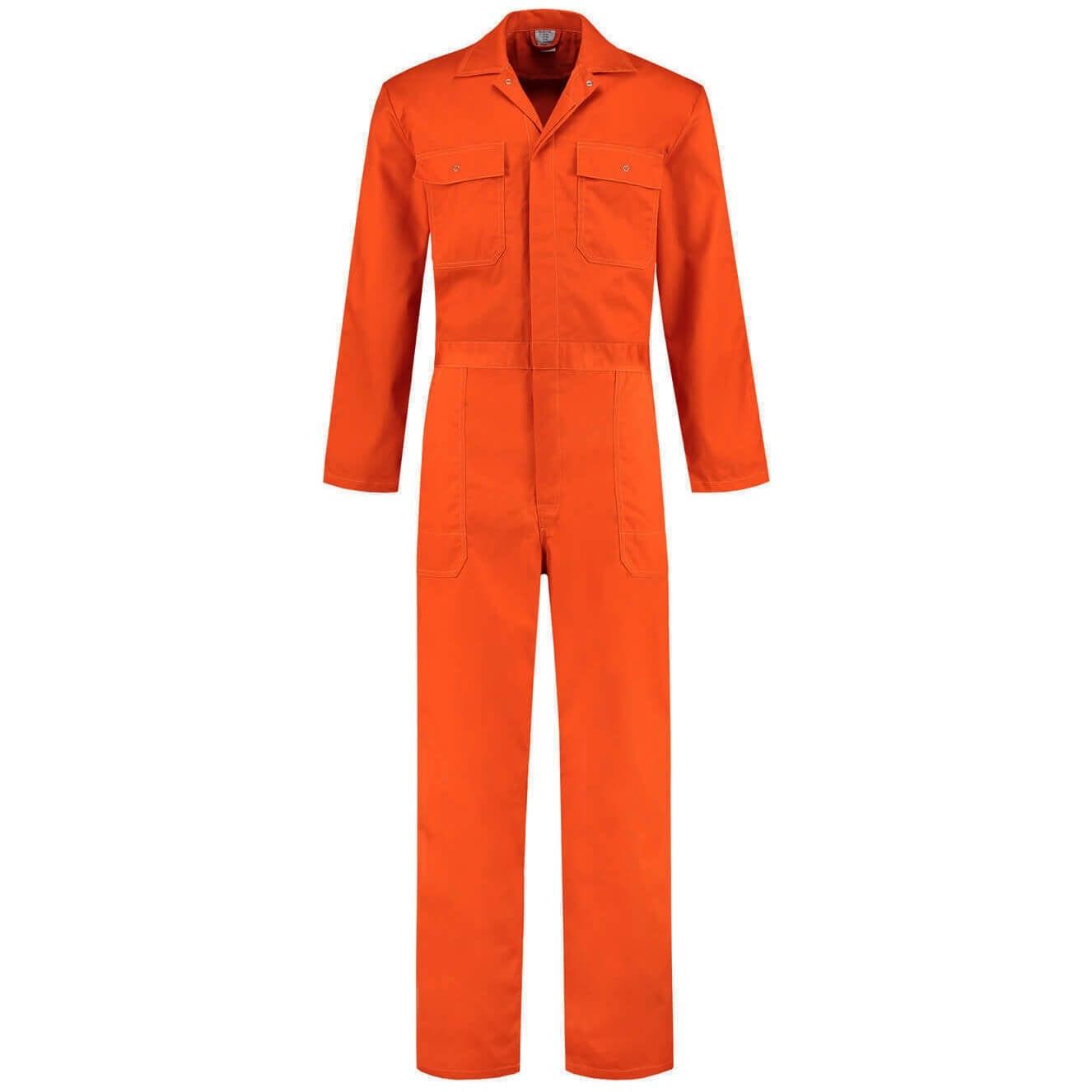 oranje Kinderoverall