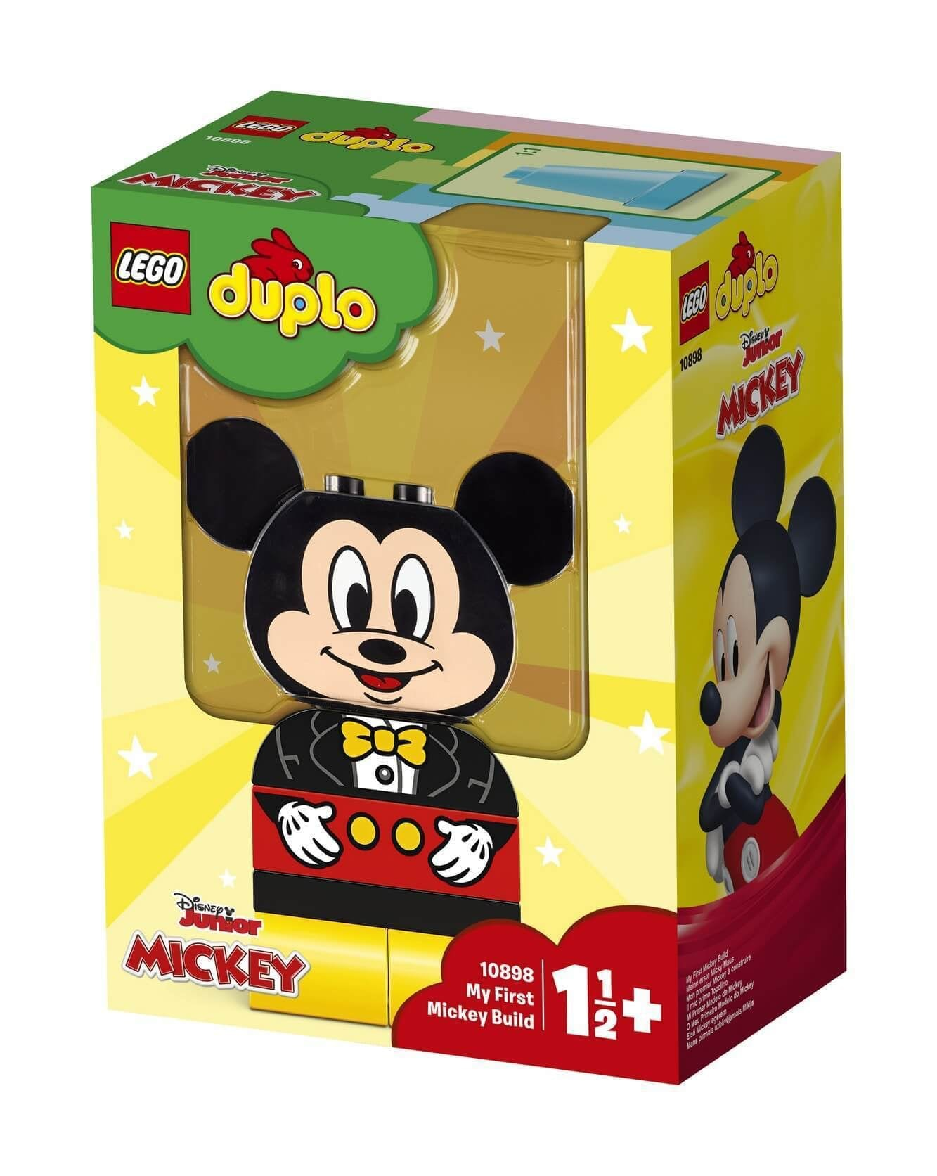 Lego 10898 Duplo First Mickey