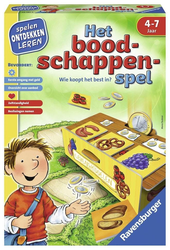 Ravensburger Boodschappen spel