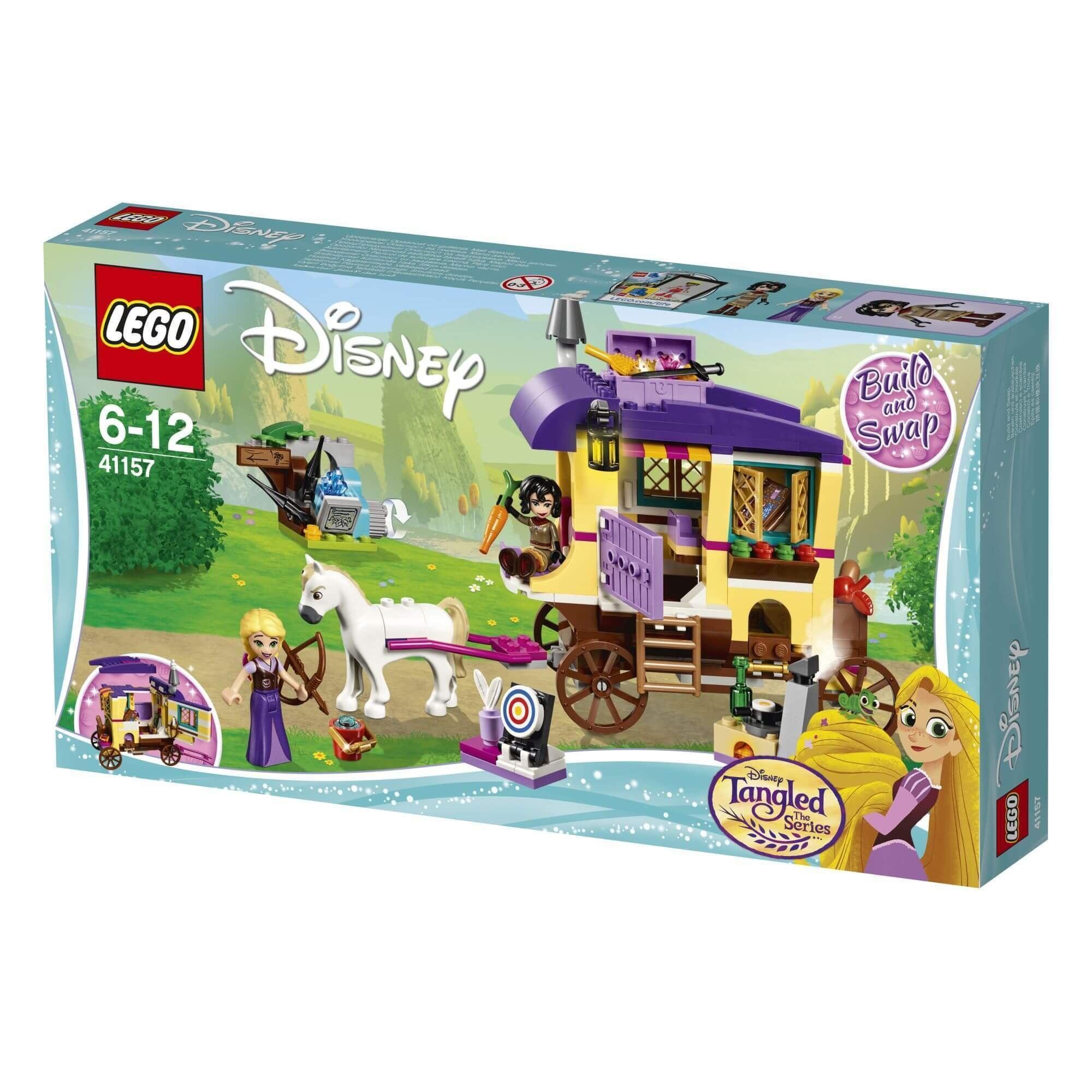 LEGO® Disney: Tangled The Series Rapunzel's Traveling Caravan