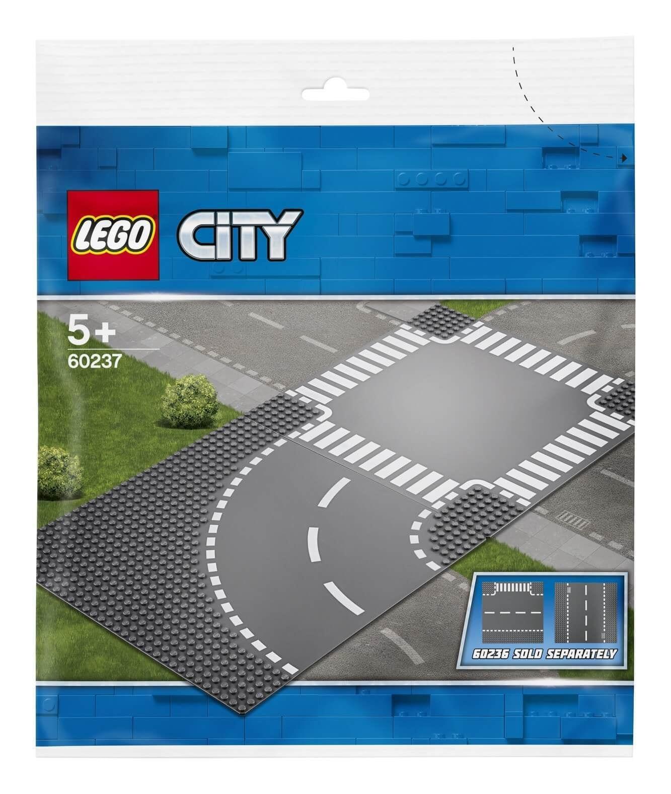 Lego 60237 City Bocht & Kruispunt