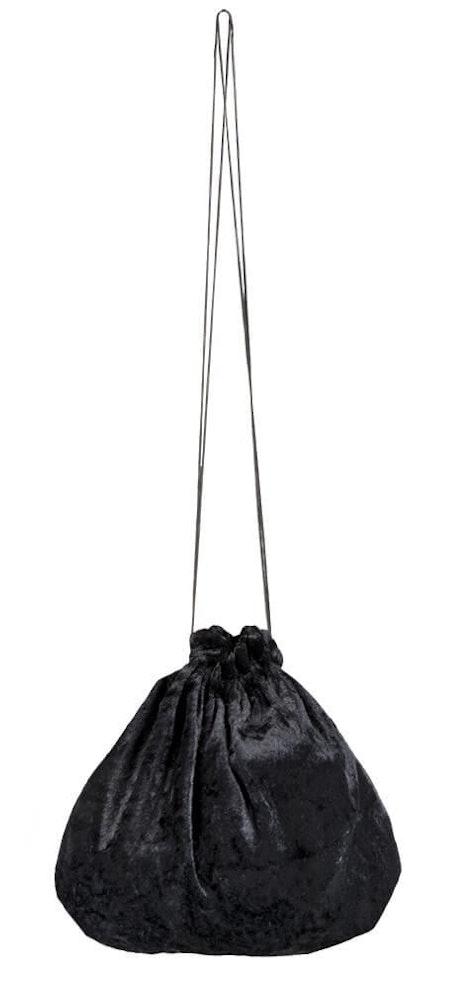 Buidel zwart