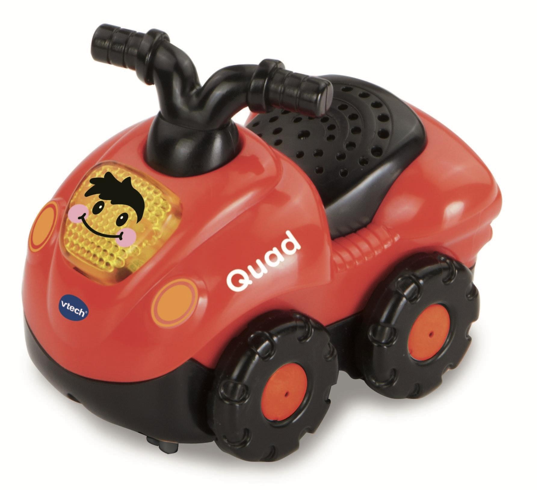 Toet Toet Auto's Quinten Quad