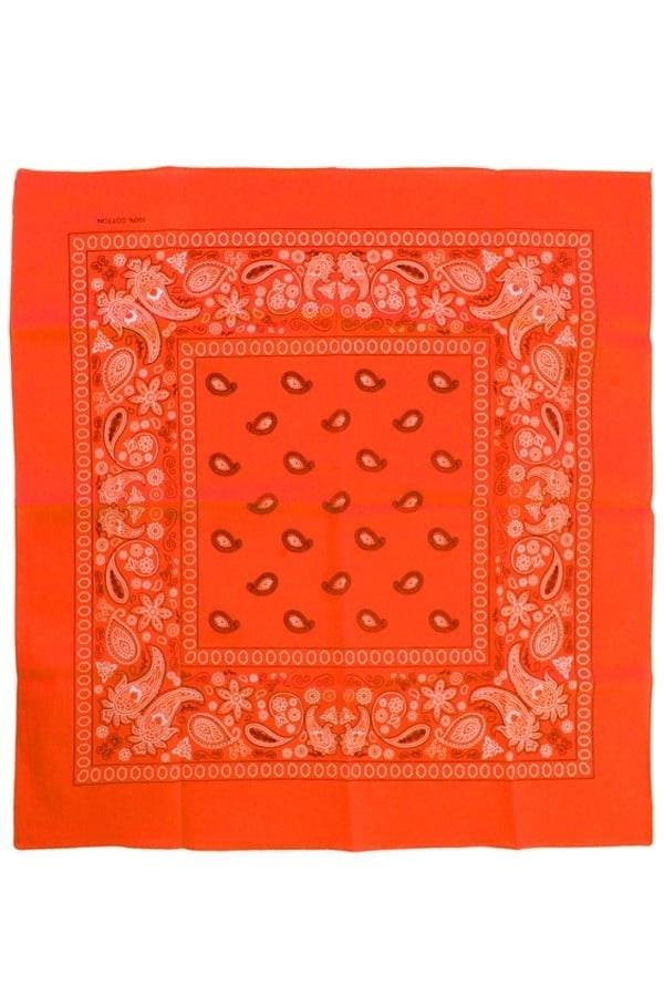 Bandana Fluor Oranje
