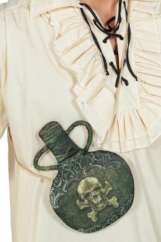 Tas drinkfles piraat