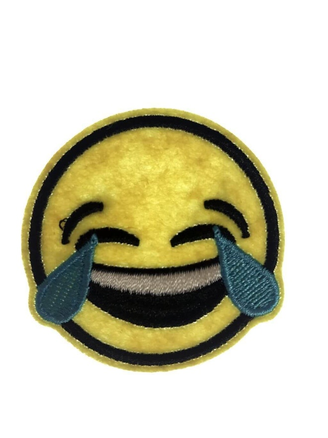Smiley traan