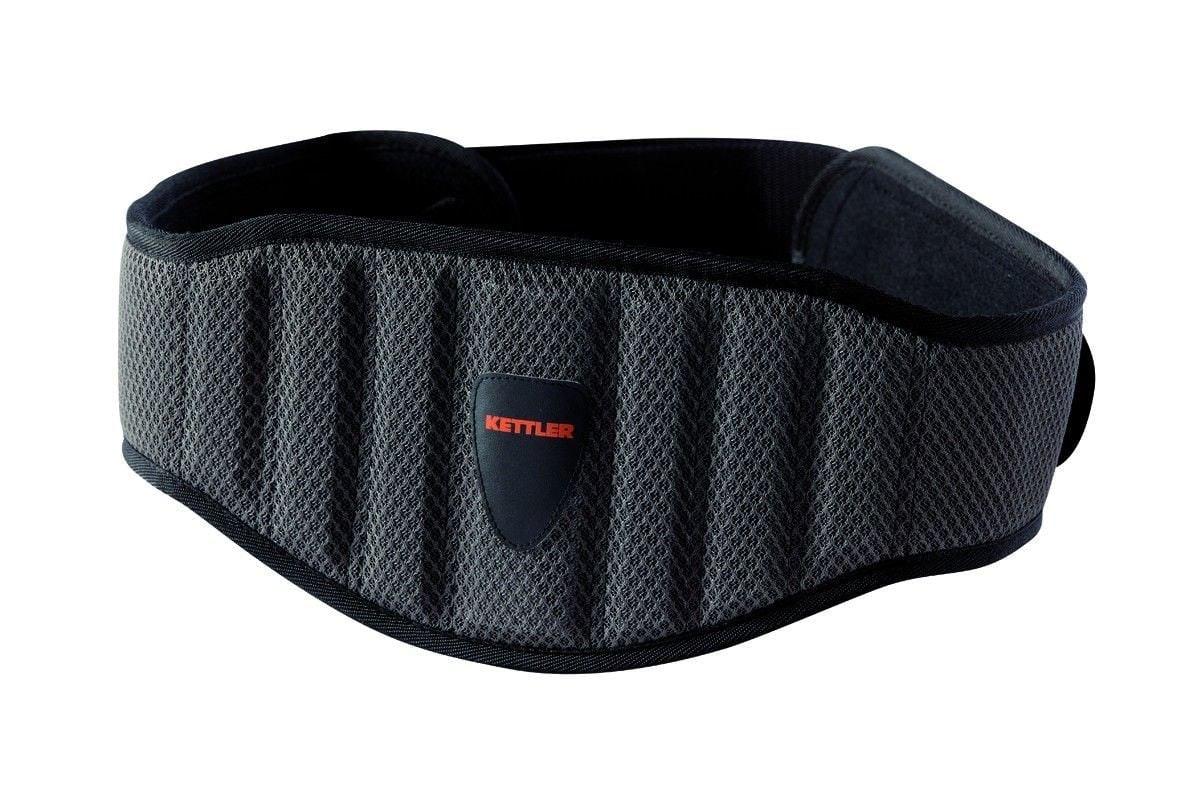 Kettler Gewichthefgordel Maat-L  102,2x17,5cm Zwart Stuk