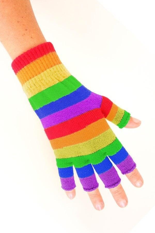 Vingerloze handschoen