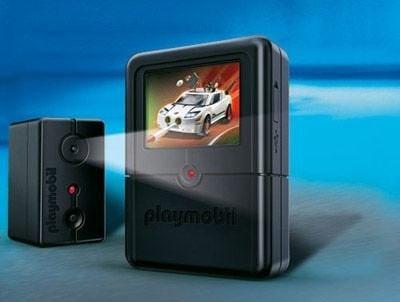 Playmobil® Top agents 4879 Spionage cameraset OP=OP