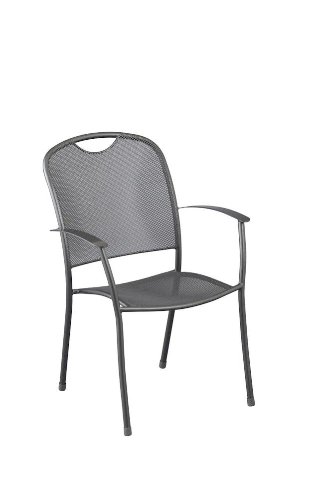 Kettler Kos stapelstoel antraciet