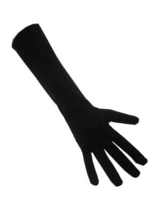 Handschoenen zwart (Piet)