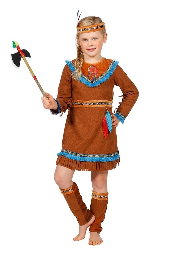Indianenmeisje