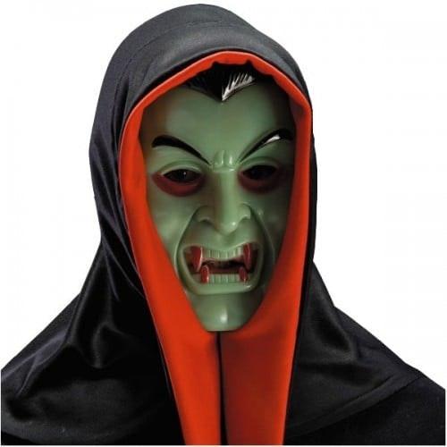 Hard PVC vampier masker