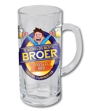 Bierpul s Werelds beste broer