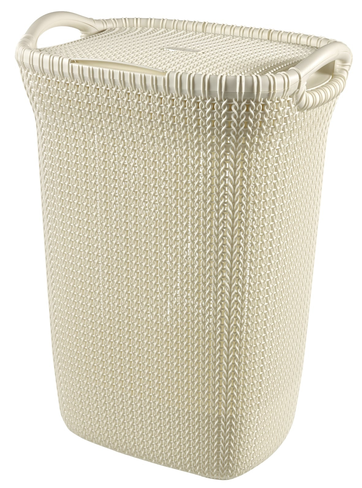 Curver Knit wasbox oasis white