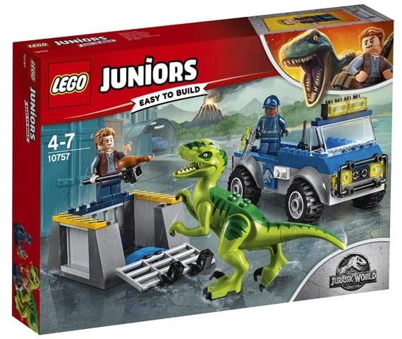 Lego 10757 Juniors Jurassic NTB2