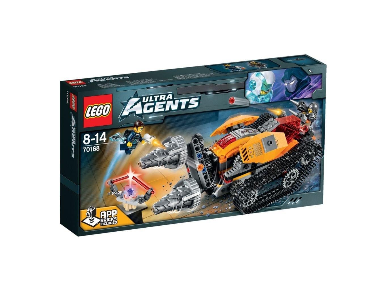 LEGO Ultra Agents Drillex diamantroof 70168