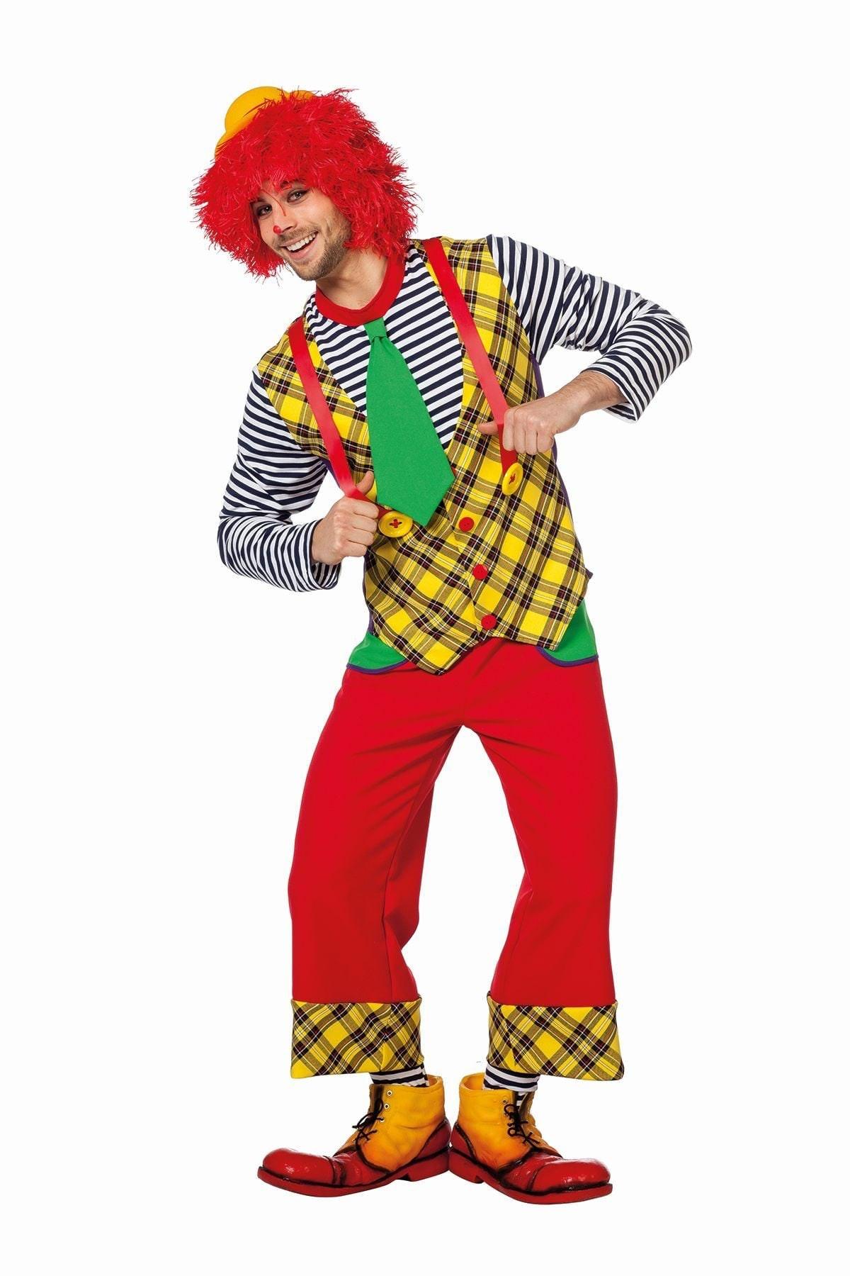 Clown Man op=op