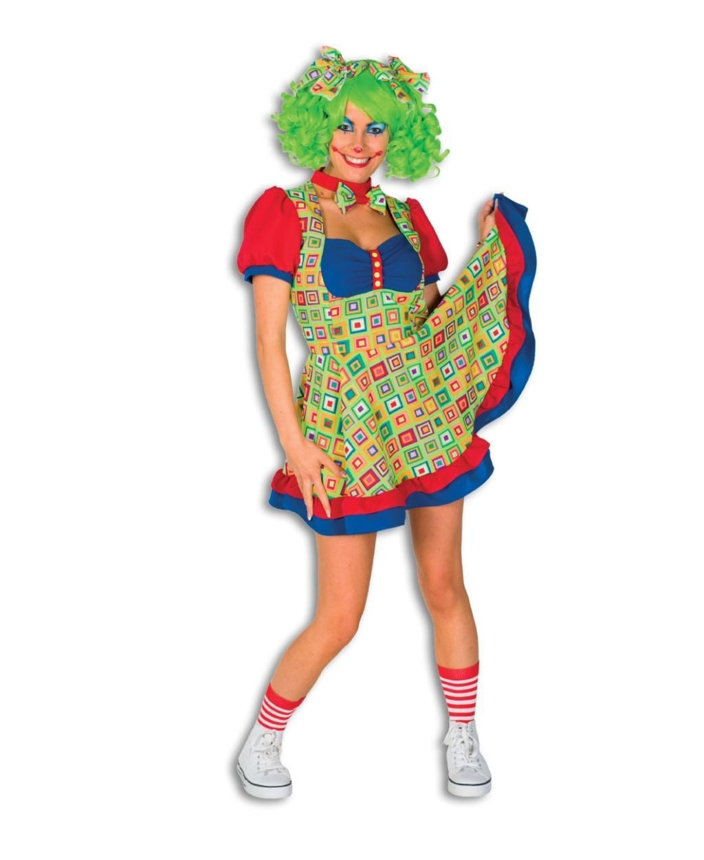 Clown Dame op=op