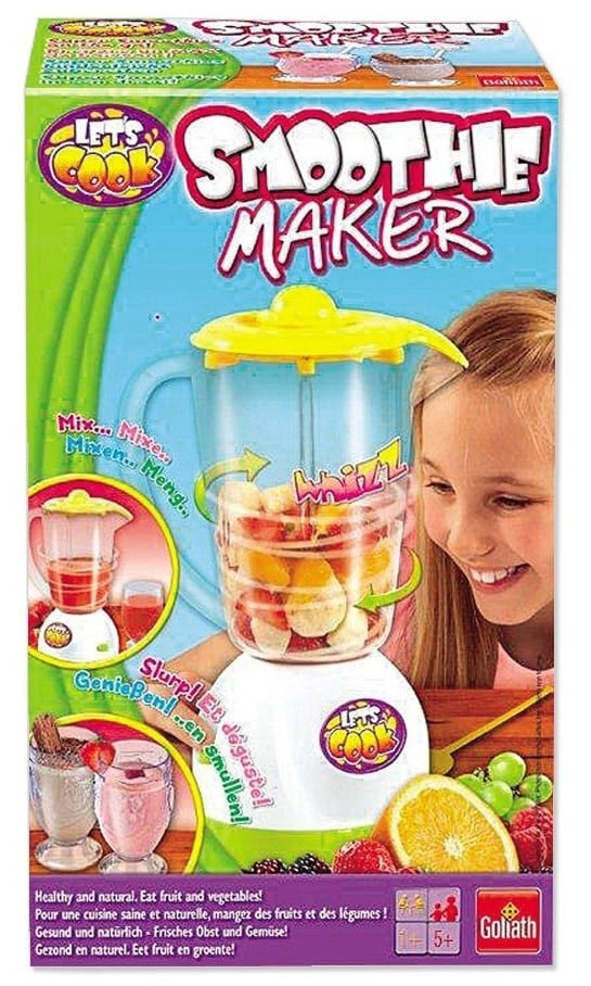 Let's Cook Smoothie Maker Electronic -
