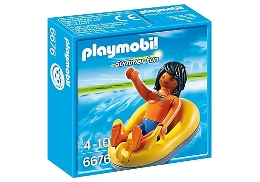 6676 Playmobil Rafting band
