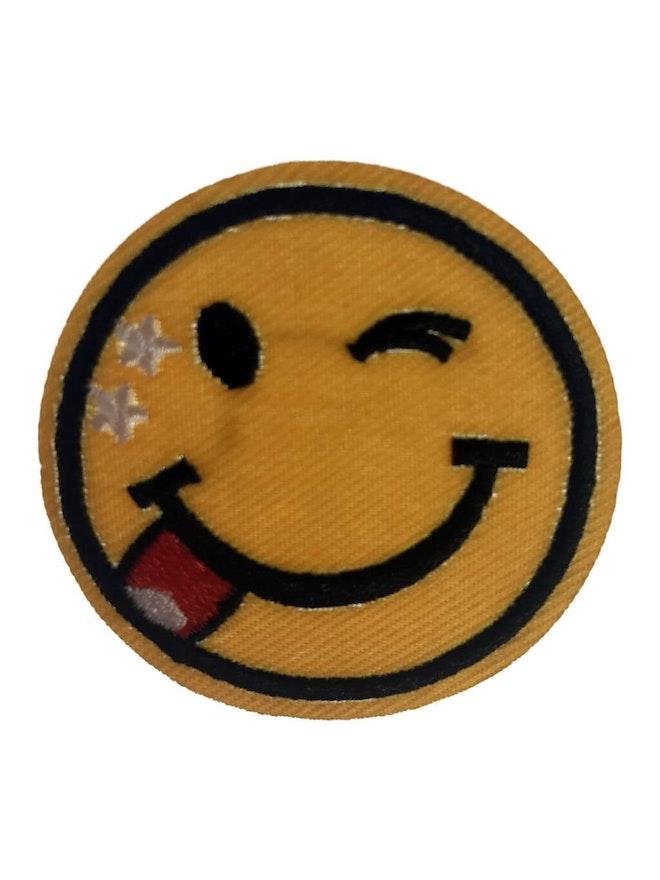 Smiley knipoog