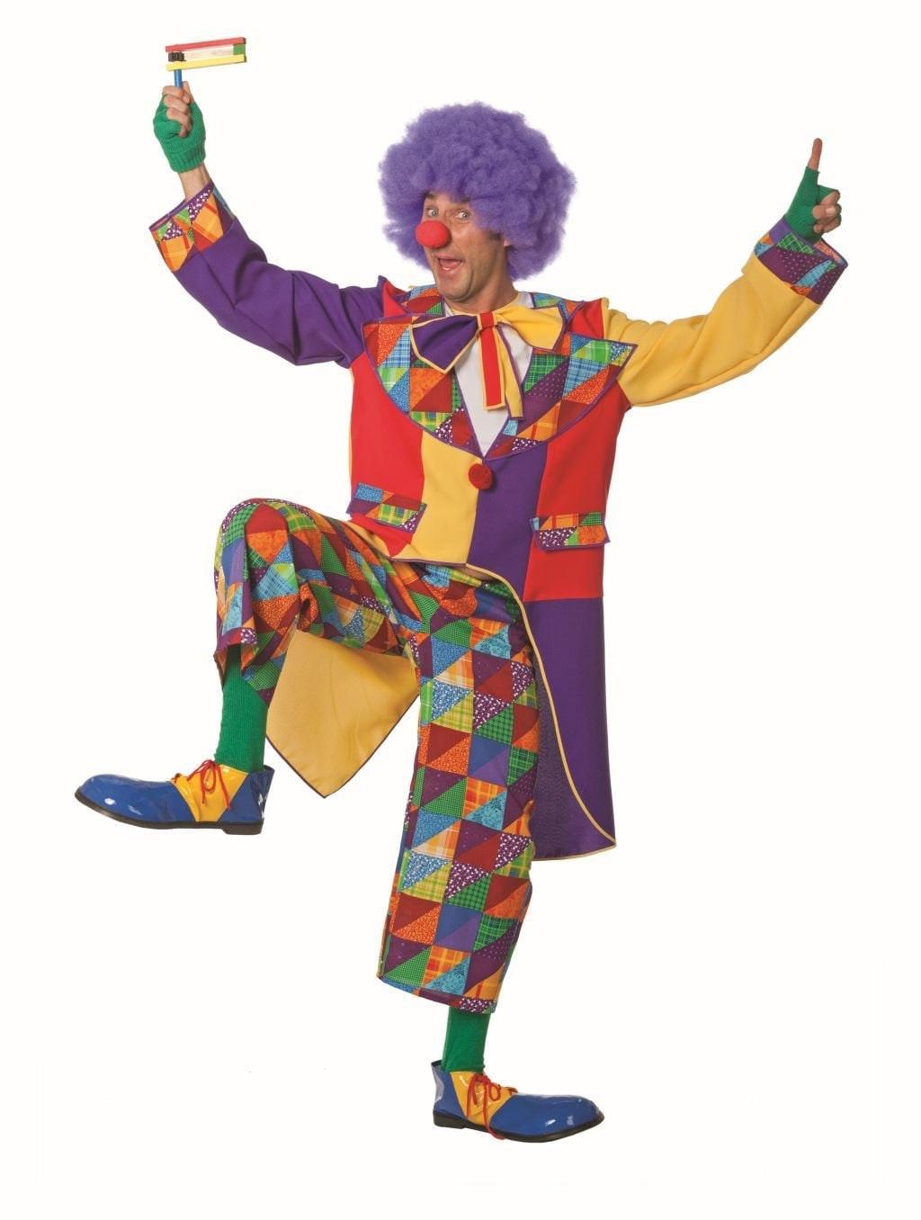 Clown Joppy op=op