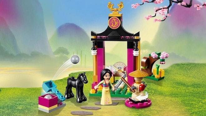LEGO® Disney 41151 Disney Mulan`s trainingsdag OP=OP