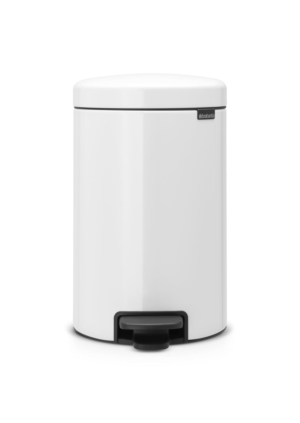 Brabantia New Icon Pedaalemmer 12L White