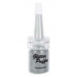 PXP Glitter Puffer 5 ml Silver
