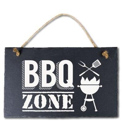 Leisteen BBQ Zone