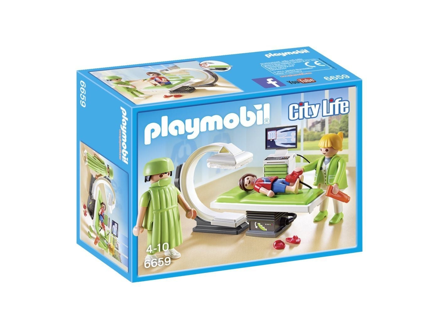Playmobil City Life Rontgenkamer 6659