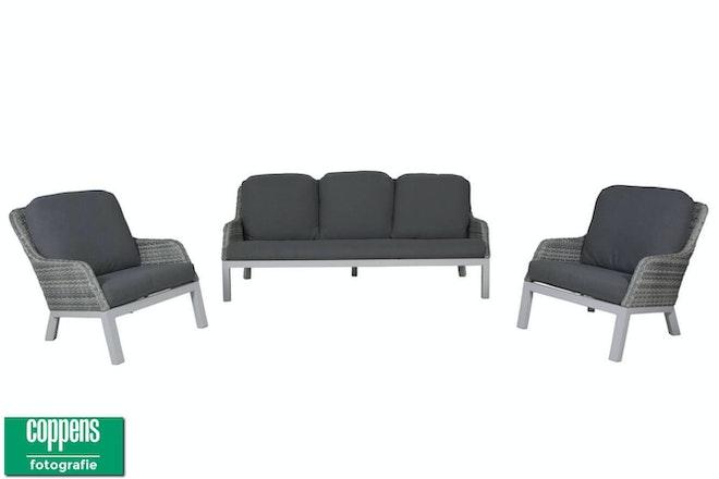 Riverside lounge set zonder tafel