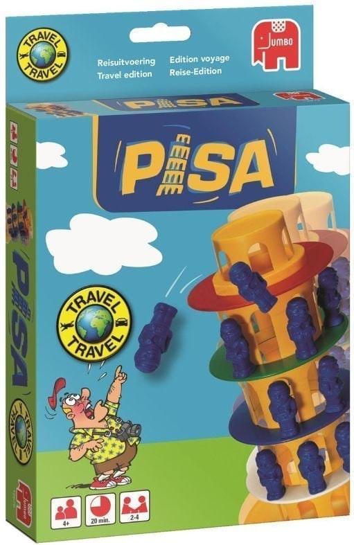 Toren van Pisa Reisversie