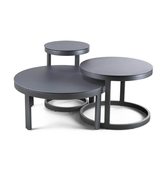 Malmo side table 80